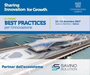 Premio Best Practices per l'innovazione Salerno