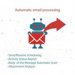Automatic email processing