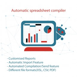 automatic spreadsheet compiler